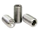Steel Cup Point Set Screw -