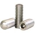Stainless Steel 18-8 Oval Point Set Screw -