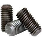 Flat Point Set Screw Metric Thread -
