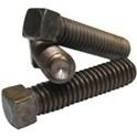 Oval Point Square Head Set Screw -