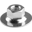 Belleville Washer Nuts -
