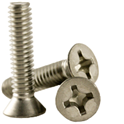 Flat Head Machine Screws -