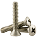 Stainless Steel Machine Screws -