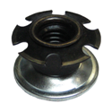 Round With Flange Tube Nut -
