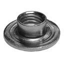 Locking Round Base Weld Nuts -