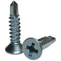 Flat Head, Self Drilling Screw -