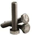 Fully Threaded Hex Head Bolts (Tap Bolts) -