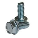 Indented Hex Washer Head Machine Screws -