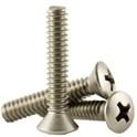 Oval Head Machine Screws, Stainless -