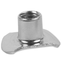 Pre-Curved Notched 02 Oxygen Sensor Weld Bung Nut and Plug ...  |Curved Nuts