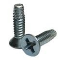 Flat Head Type F Thread Cutting Screw -