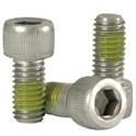 Stainless Steel 18-8 Socket Head Cap Screw With Nylon Patch -