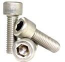 Stainless Steel A2 (18.8) Metric Thread Socket Head Cap Screw -