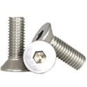 Flat Socket Cap Stainless Steel  -