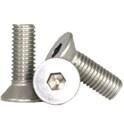 Flat Socket Cap Stainless Steel 18-8 -
