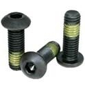 Steel with Nylon Patch -